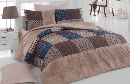 Lenjerii de pat din bumbac ranforce-calitate si accesibilitate