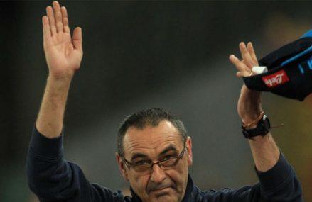 In Italia ca in Romania: Sarri demis de la Napoli la televizor