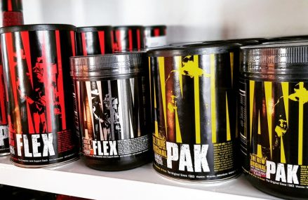 Suplimente: Animal PAK si Animal PUMP