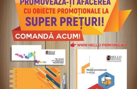 www.hello-printing.ro – un nou site din industria tipografica lansat de Hello Printing