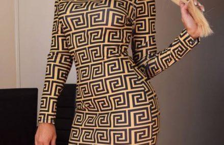 Modele de rochii Clessidra recomandate