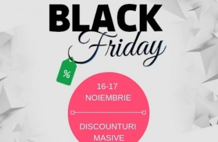 Black Friday la Euro Vial Lighting!