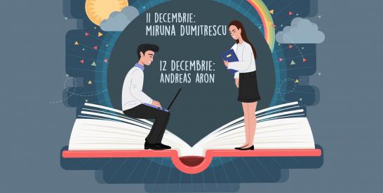 PR Tea & AD Cookies, despre CSR: cu Miruna Dumitrescu și Andreas Aron