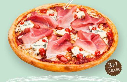 Experimenteaza si tu gustul autentic de pizza