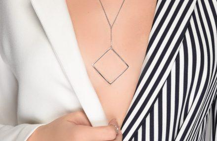 Vrei sa vezi noua colectie geometrica de bijuterii de la Sevda?