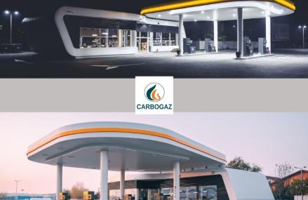 Noua stație de distribuție a carburanților Carbogaz devine punctul de plecare pentru o nouă abordare a businessului