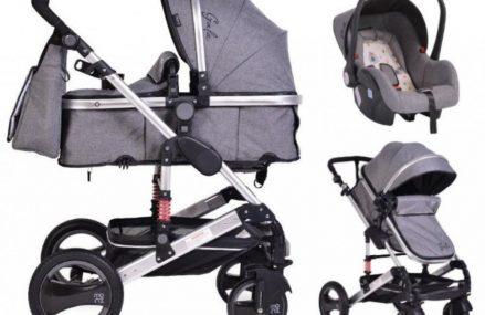 Ce avantaje ofera un scaun 3 in 1 pentru bebelusi de la Nichiduta?