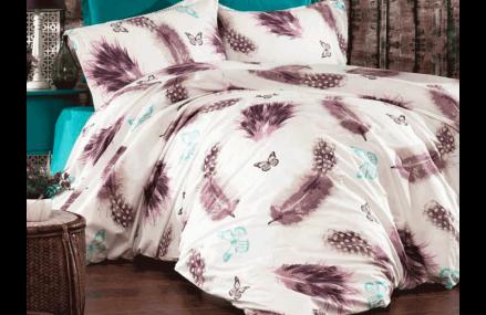 Lenjerii de pat bumbac 100%-pentru o amenajare interioara cu stil