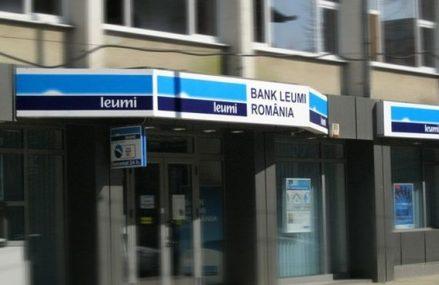 FIRST BANK achiziționează Bank Leumi România