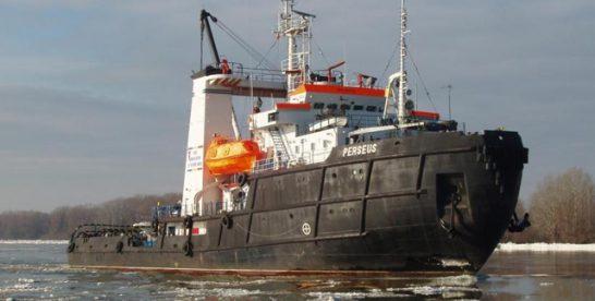 Încep să se mişte lucrurile la Mangalia: şantierul naval operat de Damen va moderniza un spărgător de gheaţă românesc, un contract de 50 milioane de lei