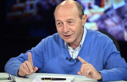 Traian Băsescu: Îi sfătuiesc pe bucureşteni să dea un vot util pentru ei