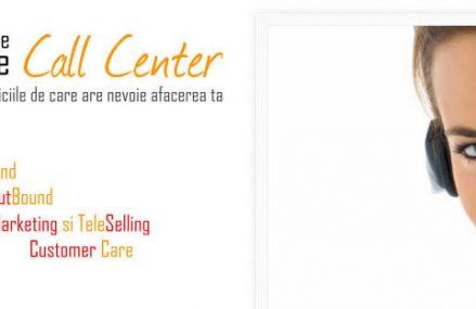 Servicii complete de call center cu Bestcall Sales & Marketing