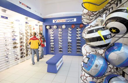 Antoniu Niţuleasa, Intersport: Avem o creştere de 7% în S1 şi vrem să menţinem ritmul şi în a doua parte a lui 2019. Compania a obţinut afaceri de circa 195 mil. lei anul trecut, plus 9%