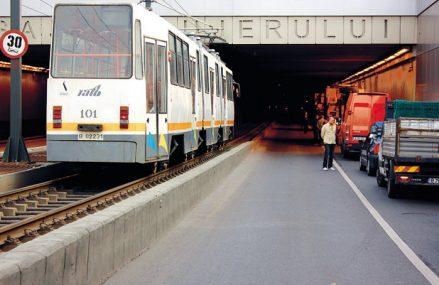 """Trece Primăria testul tramvaiului 41? Cum se prezintă şantierele de la podurile Grant şi Ciurel. Primăria Capitalei """"a pus biciul"""" pe muncitorii de la Compania Municipală Străzi. Cum arată lucrările. VIDEO"""