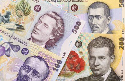 Ministerul de Finanţe s-a împrumutat luni de la bănci cu 442 milioane lei, într-o emisiune de obligaţiuni cu o dobândă anuală de 3,5%