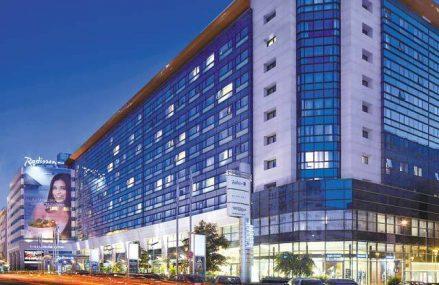 Hotelul Radisson Blu de pe Calea Victoriei din Bucureşti se extinde cu peste 200 de camere