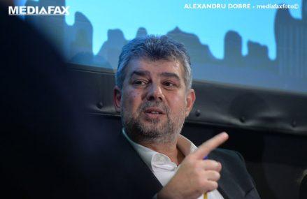 Preşedintele PSD, Marcel Ciolacu, după vot: Sper ca perioada umilinţei să ia sfârşit