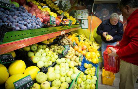 România coboară semnificativ în Topul european al scumpirilor