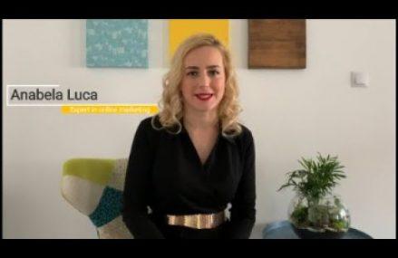 Anabela Luca – invitatie la BD Masterclass