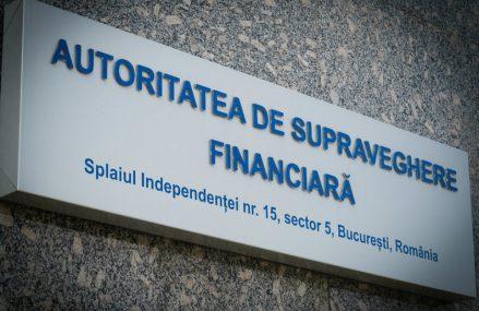 Directorii ASF scapă – Senatul a respins proiectul prin care conducerea ASF putea fi demisă dacă Parlamentul nu aproba raportul anual de activitate
