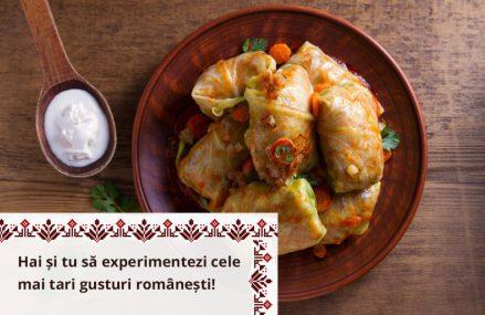 Mancarea romaneasca, delicioasa si satioasa