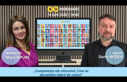 BD Webinar Dorin Bodea – Leadership for millenials