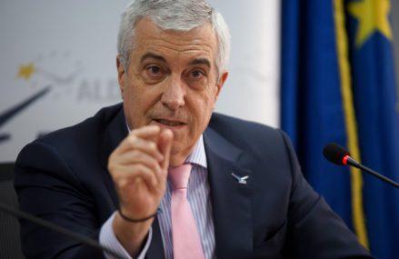 Preşedintele ALDE, Călin Popescu Tăriceanu,  la vot: Bucureştenii au fost înşelaţi, neexistând o dezbatere electorală
