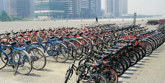 România, in topul producătorilor europeni de biciclete