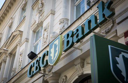 CEC Bank: Profit net de 184,4 milioane de lei la jumătatea anului