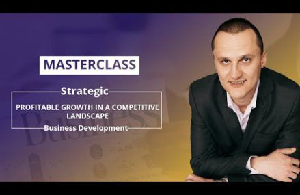 [Masterclass Nou] Profitable growth in a competitive landscape