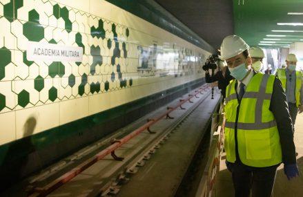 ULTIMA ORĂ Metroul din Drumul Taberei va fi dat în folosință cu călători marți, 15 septembrie