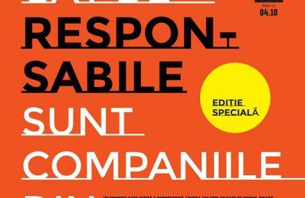 Ce puteţi citi în noua ediţie de Business MAGAZIN: Cât de responsabile sunt companiile din România?