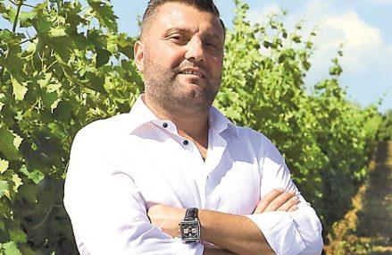ZF 15 minute cu un antreprenor. Simion Mureşan, proprietar al Cramei La Salina şi al Electrogrup: Pandemia nu ne-a descurajat, am continuat investiţiile, iar la începutul anului viitor va fi gata extinderea cramei actuale