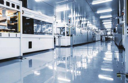 Nemţii de la E.ON au implementat proiecte de iluminat inteligent de peste 1 milion de euro la companiile care deţin spaţii industriale