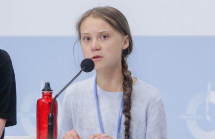 Celebra Greta Thunberg a fost nominalizată pentru premiul Nobel. Şansele să câştige sunt mari