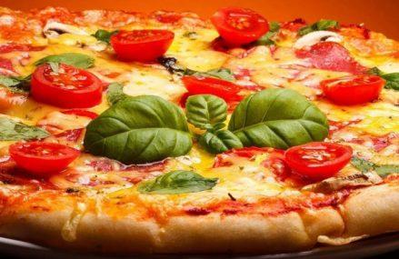 Pizza la ordinea zilei