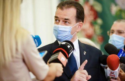 Premierul României, Ludovic Orban, la vot: Am votat pentru oameni care îmi garantează că pot să îmbunătăţească viaţa comunităţii