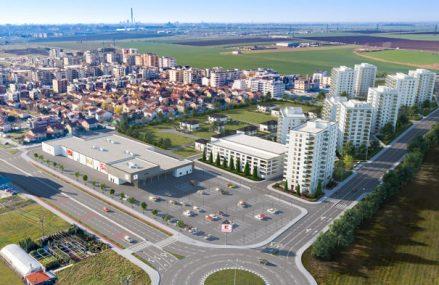 Impact Developer&Contractor demarează construcţia primelor trei blocuri din ansamblul rezidenţial dezvoltat pe un teren din nordul Constanţei, unde şi Kaufland deţine peste 16.000 de metri pătraţi
