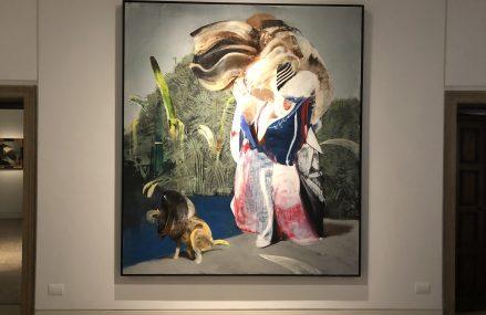 Cel mai bine cotat pictor român: Un tablou de Adrian Ghenie s-a vândut la Hong Kong pentru 6 milioane de euro