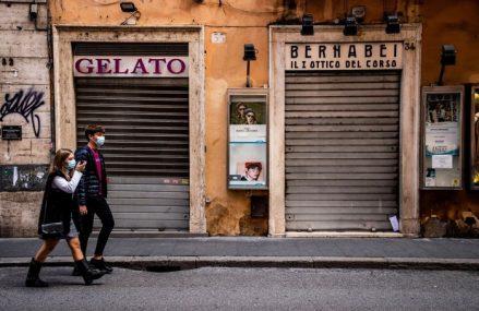 Pandemia rade business-ul european: Circa 50% din firmele mici se tem că vor da faliment în următorul an. Până acum, 70% din companiile europene au raportat venituri mai mici din cauza coronavirusului