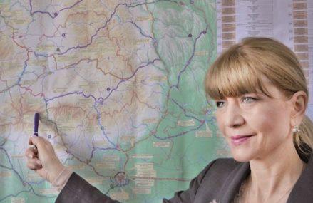 Mariana Ioniţă, CNAIR: În decembrie este gata centura Bacăului (cu un an şi două luni mai devreme), iar anul viitor drumul expres dintre Craiova şi Slatina. Ce proiecte ar mai putea fi gata în 2021