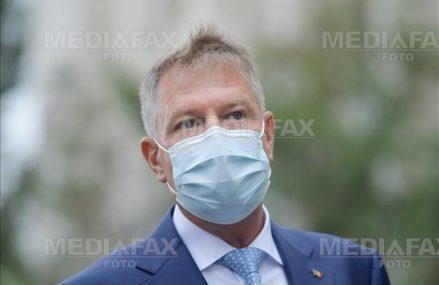"""Când speră preşedintele Iohannis că se va sfârşi pandemia. """"Este un rezultat aşteptat de mulţi"""""""