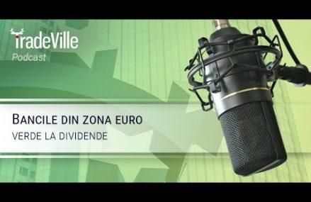 TradeVille Podcast – Bancile din zona euro: verde la dividende