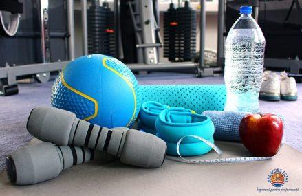 Accesorii si echipamente sportive disponibile la Art Sport Total