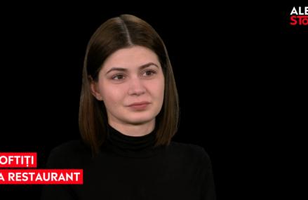 ALEPH STORY: Când şi în ce condiţii se redeschid restaurantele? O discuţie cu Adelina Mihai, jurnalist şi Dan Pavel, editor-prezentator ŞTIU