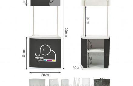 Idei de promovare – Masa sampling si detalii despre tehnicile Marele Print