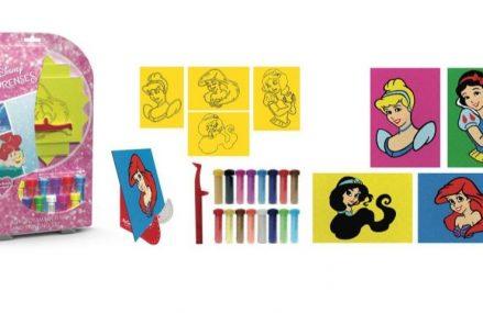 Activitati pentru copii, acasa: distractie si creativitate cu seturile de pictura cu nisip colorat