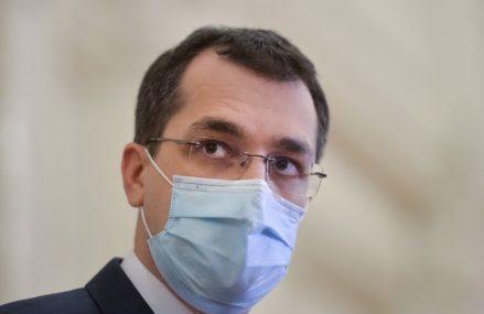 Ce spune Vlad Voiculescu după ce a fost demis de Cîţu: Am făcut şi greşeli. L-am evaluat greşit pe premierul României