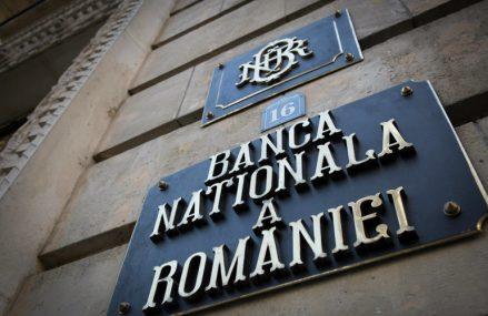 BNR menține dobânda de politică monetară. Rata anuală a inflației a crescut mult peste nivelul anticipat anterior, sub impactul tranzitoriu al liberalizării pieței energiei electrice