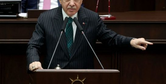 Erdogan vrea să alunge 10 ambasadori occidentali care au cerut eliberarea activistului Osman Kavala